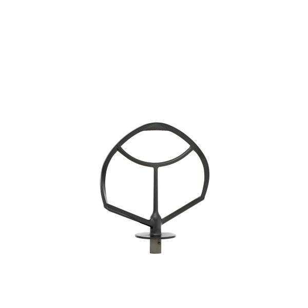 إديسون عجانة بيسك بلس خشبي غامق 1000 واط مع إضاءة