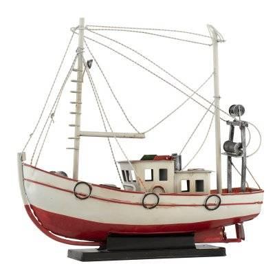 تحفة طاولة شكل سفينة