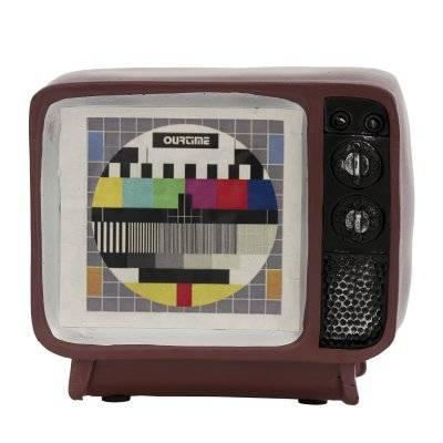 تحف طاولة  شكل تلفزيون