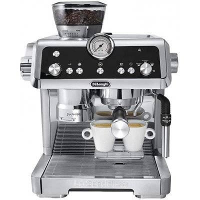 ديلونجي ماكينة تحضير قهوة لا سبشياليستا  بمضخة إسبرسو فضي