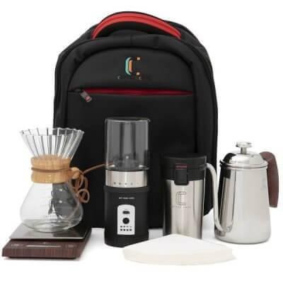 كوفي كير حقيبة أدوات القهوة المختصة